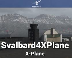 Svalbard4XPlane Scenery 11