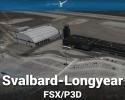 Svalbard-Longyear X Scenery for FSX/P3D