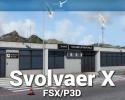 Svolvaer X Scenery for FSX/P3D