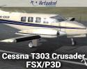 Cessna T303 Crusader for FSX/P3D