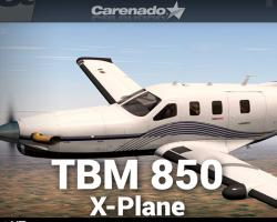 SOCATA TBM 850 HD Series