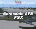 Barksdale Air Force Base for FSX/P3D