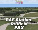 RAF Station Driffield for FSX/P3D