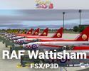 RAF Wattisham Scenery for FSX/P3D