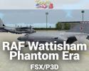 RAF Wattisham Phantom Era Scenery for FSX/P3D