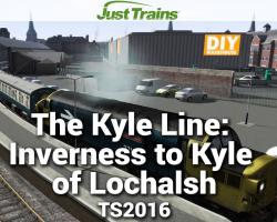 The Kyle Line: Inverness to Kyle of Lochalsh for TS2016