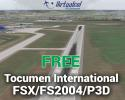 Free Tocumen International Airport Scenery for FSX/P3D/FS2004