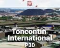 Toncontín International Airport (MHTG) Scenery for P3D