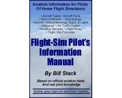 Flight-Sim Pilot's Information Manual e-Book