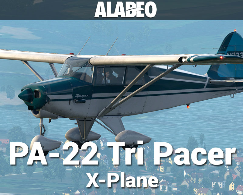 Piper PA-22 Tri Pacer for X-Plane