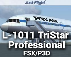 L-1011 TriStar Professional for FSX/P3D
