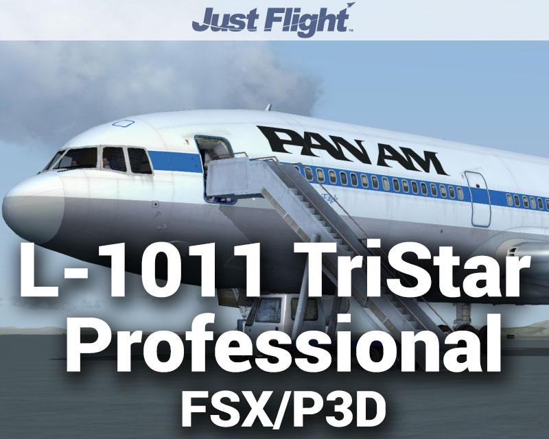 L-1011 TriStar Professional for FSX/P3D