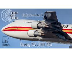Boeing 747 P&W JT-9D-7R4 Pilot Edition Sound Pack