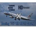 TSS Boeing 757 RR HD Sound Pack for FSX