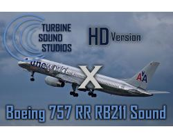 Boeing 757 RR RB211 HD Sound Pack