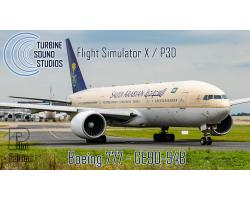 Boeing 777 GE-90-94B Pilot Edition Sound Pack
