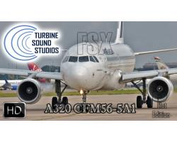 Airbus A320 CFM56-5A1 HD Pilot Edition Sound Pack