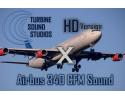 TSS Airbus A340 CFM HD Sound Pack for FSX & FS2004