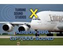 TSS Airbus A380 GP7000 Sound Pack for FSX