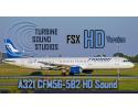 Airbus A321 CFM56-5-B2 HD Sound Pack