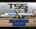 TSS Airbus IAE-V2500 sound pack for FSX
