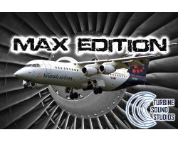 BAE-146 ALF-502 MAX Edition Sound Pack for FSX/P3D