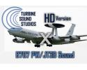 TSS Boeing 707 PW/ JT3D HD Sound Pack for FSX & FS2004