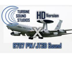 Boeing 707 PW JT3D HD Sound Pack