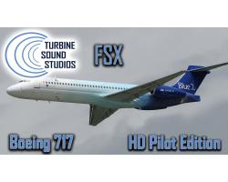 Boeing 717 HD Pilot Edition Sound Pack