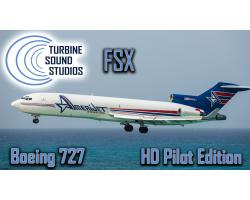 Boeing 727 HD Pilot Edition Sound Pack