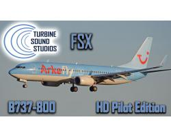 Boeing 737-800 HD Pilot Edition Sound Pack