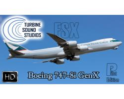 Boeing 747-8i GenX HD Pilot Edition Sound Pack
