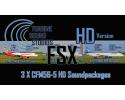 CFM56 Bundle Sound Pack