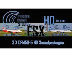 CFM56 Bundle Sound Pack
