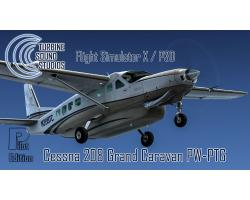 Cessna 208 Grand Caravan PW-PT6 Pilot Edition Sound Pack