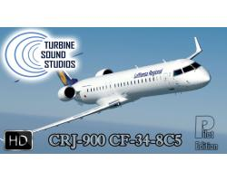 CRJ-900 HD Pilot Edition Sound Pack