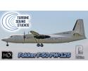 Fokker F-50 PW-125B HD Pilot Edition Sound Pack for FSX/P3D