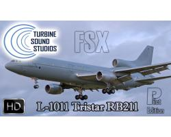 Lockheed L-1011 Tristar RB-211 HD Pilot Edition Sound Pack for FSX/P3D