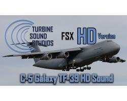 Lockheed C-5 Galaxy TF-39 Sound Pack