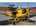 Piper Cub Continental 65 Sound Pack