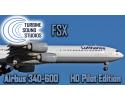 Airbus A340 Trent-500 HD Pilot Edition Sound Pack