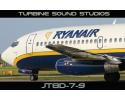 TSS Boeing 737-200 JT8D engine sound pack for FSX/FS2004