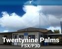 KTNP Twentynine Palms Airport Scenery for FSX/P3D