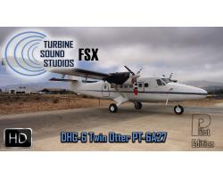 DHC-6 Twin Otter Pilot Edition Sound Pack for FSX/P3D