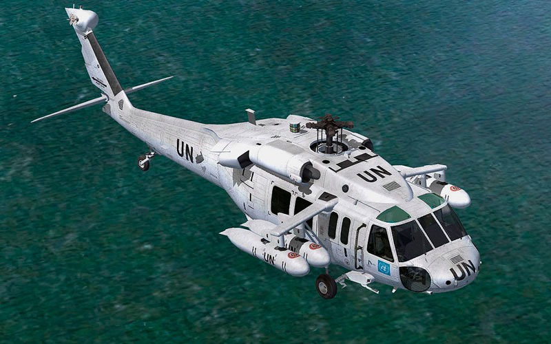 Sikorsky UH-60 Black Hawk DLC Pack for FSX: Steam Edition