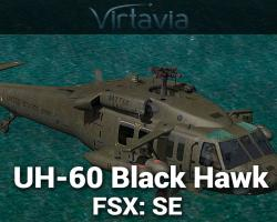 Sikorsky UH-60 Black Hawk for FSX: Steam Edition
