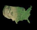 USA Lower 48 States