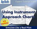Using Instrument Approach Charts Tutorial Video