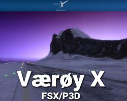 Værøy X Scenery for FSX/P3D