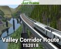 Valley Corridor Route for TS2018
